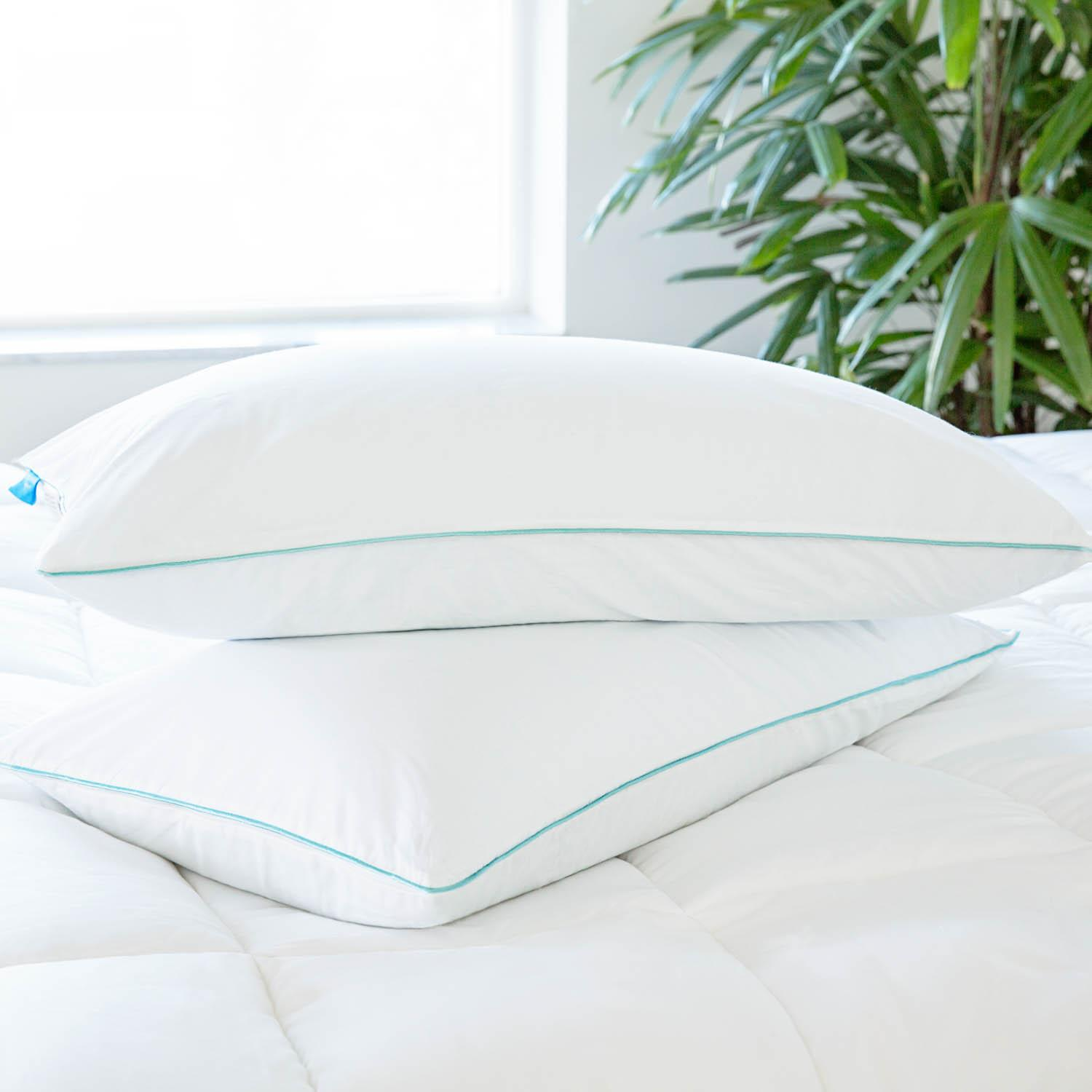 memory foam shipping product over overstock cool stay pillow free hypoallergenic shredded bedding orders bath on